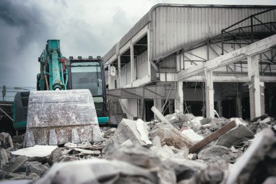 construction - waste
